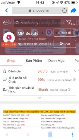 Shop MM Beauty
