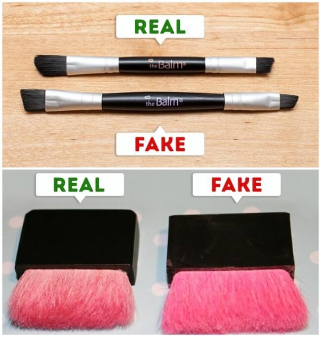 phân biệt mỹ phẩm fale