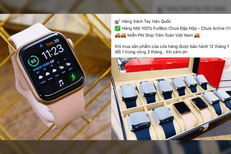 bán Apple Watch giả