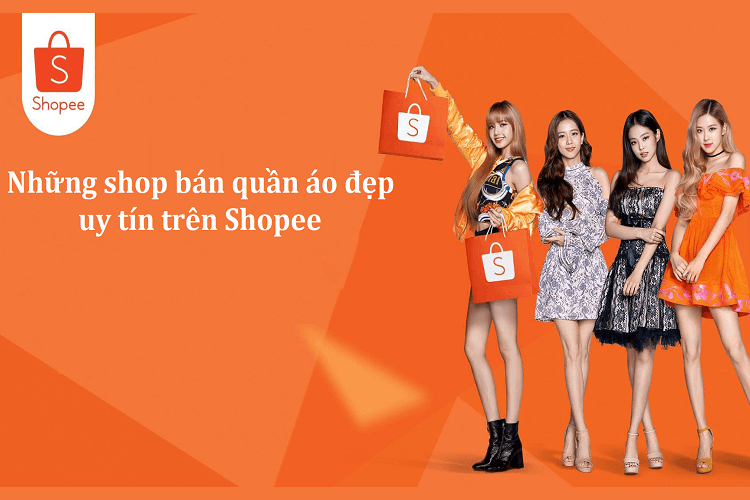 Shop bán quần áo đẹp trên Shopeee
