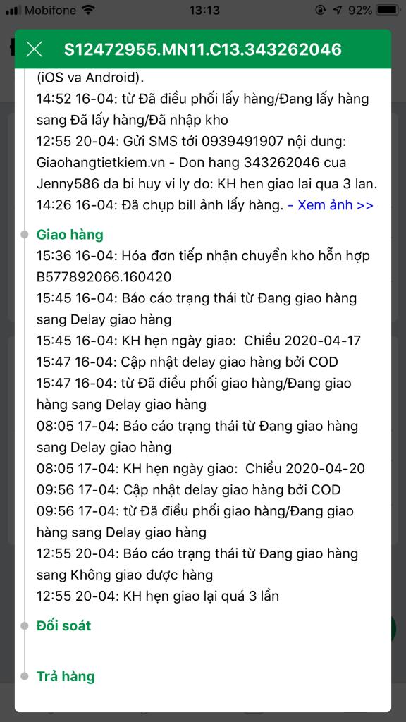 Thảo Nguyễn - 0867000269 bom hàng
