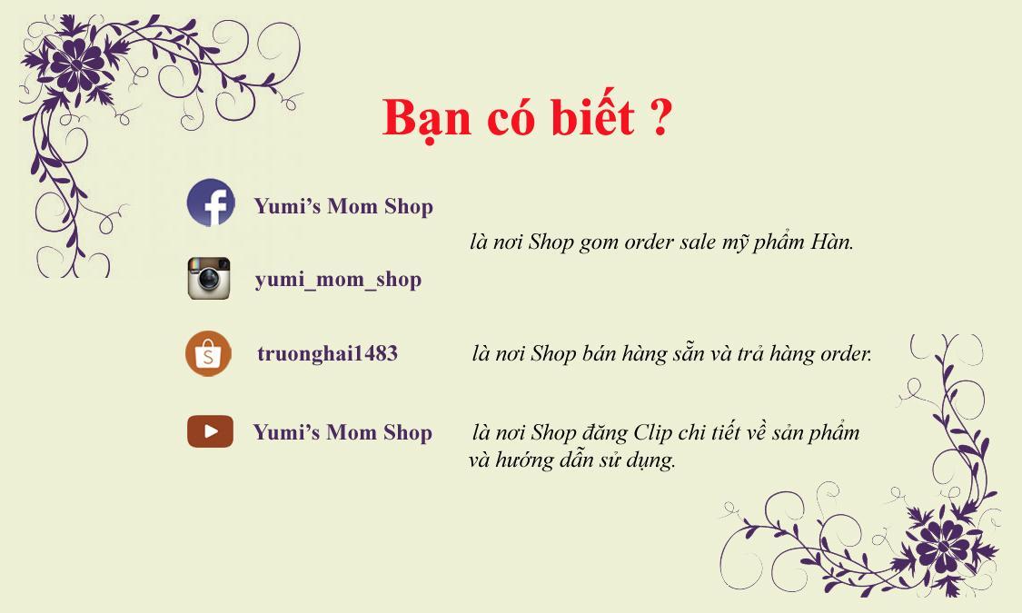 Yumi's Mom Shop