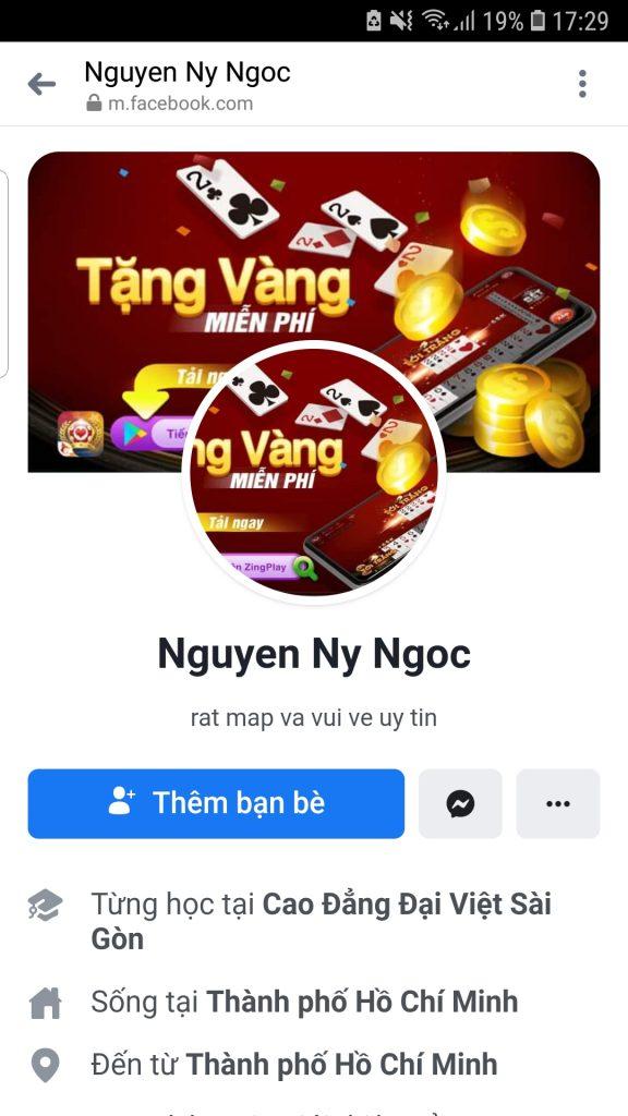 Nguyen Ny Ngoc - 0364945110 bom hàng