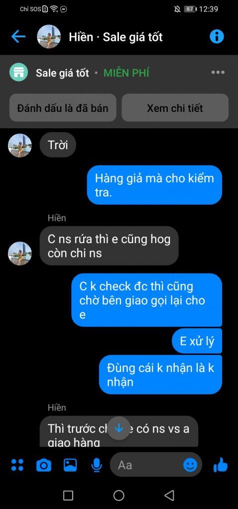 Hiền Nguyễn - 0814978203 bom hàng
