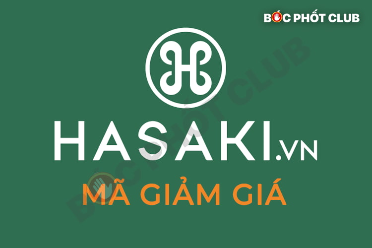 Mã giảm giá Hasaki