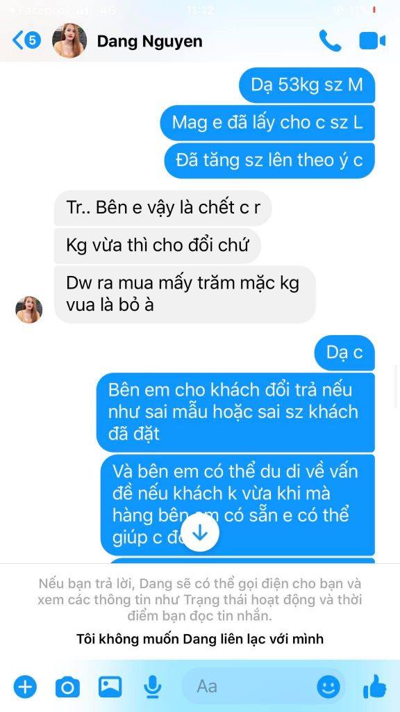 Dang Nguyen - 0938700418 bom hàng