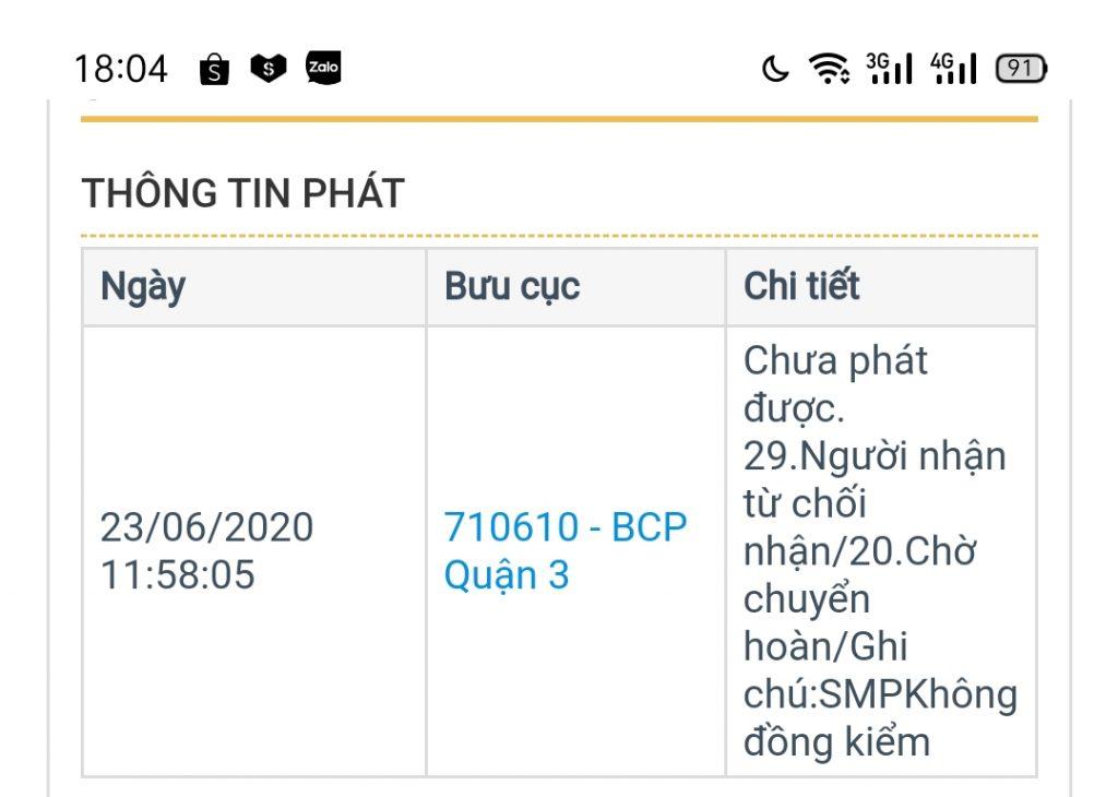 Nguyễn Thịnh Phát - 0762504116 bom hàng