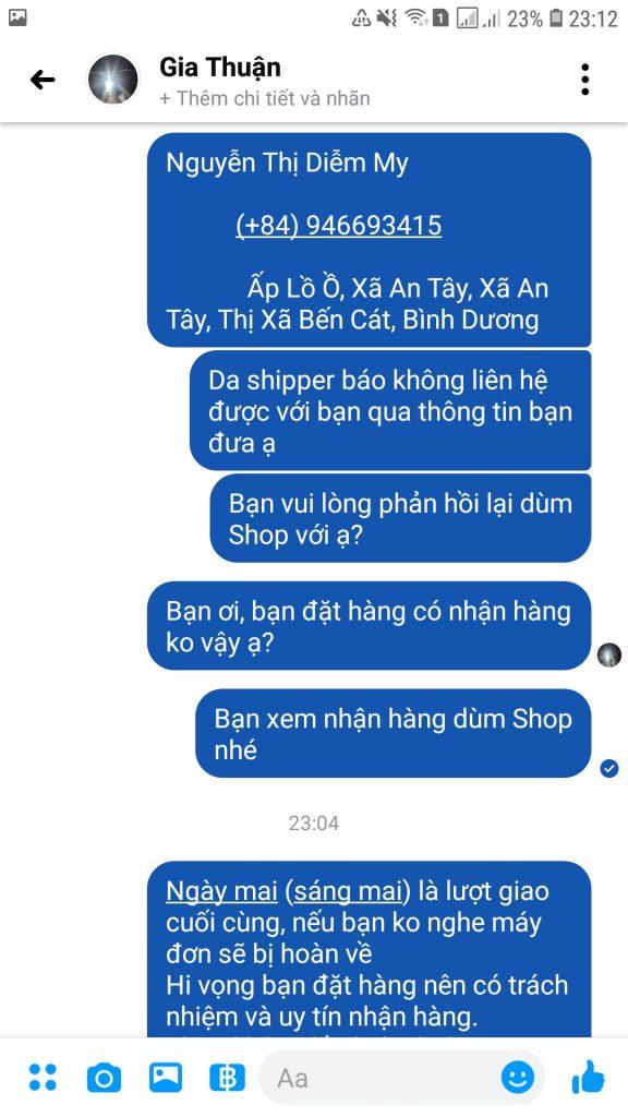 Nguyễn Thị Diễm My - 0946693415 bom hàng