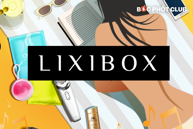 Mã giảm giá Lixibox