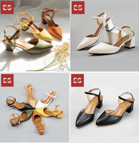 shop bán giày nữ đẹp trên shopee