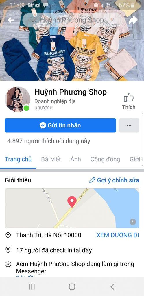 Phốt Huỳnh Phương Shop: Treo đầu dê bán thịt chó