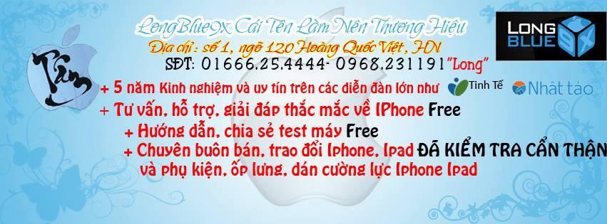 địa chỉ mua iphone uy tín ở hà nội