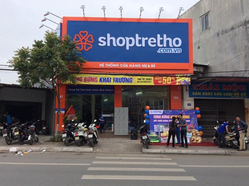địa chỉ shop mẹ và bé ở tp.hcm