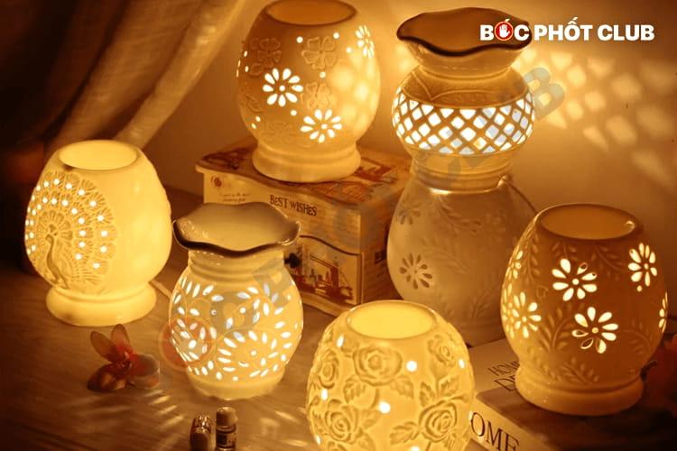 shop bán đèn xông tinh dầu uy tín